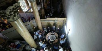 Doğuş Kilisesi, tehlike altındaki dünya mirası listesinden çıkarıldı