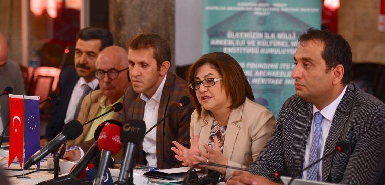 Anadolu Arkeoloji Enstitüsü'nü kurma çalışmaları sürüyor