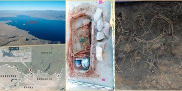 Arkeologlar Hun Atlantisinde zamanla ve dalgalarla yarışıyorlar