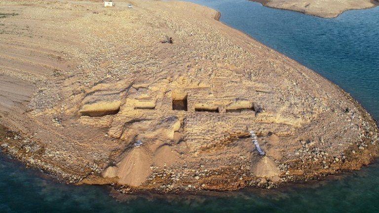 Irak'ta 3400 yıllık Mittani sarayı bulunduğu iddia edildi