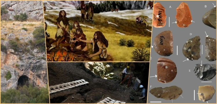 Evidence shows that resin was used by Neandertals in central Italy.