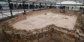 Hadrianaupoliste 2019 yılı arkeoloji kazıları başladı