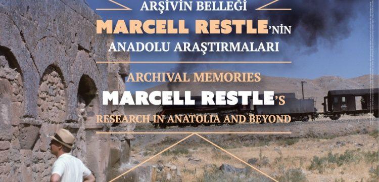 Arşivin Belleği: Marcell Restle'nin Anadolu Araştırmaları sergisi ANAMED'de