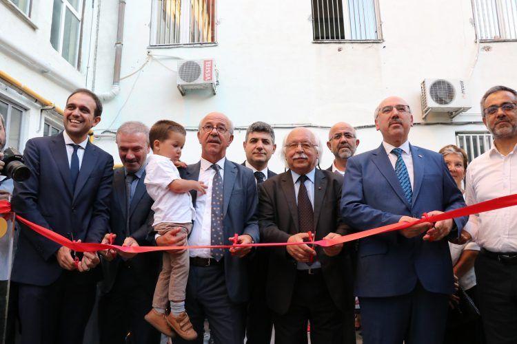 İstanbul Üniversitesi'nin arkeoloji müzesi açıldı
