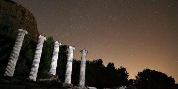 Priene Antik Kentide UNESCO Dünya Miras Geçici Listesi için çalışmalar sürüyor