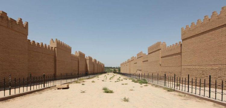 Babil'in restorasyon bütçesi 8 milyon dolar olarak açıklandı