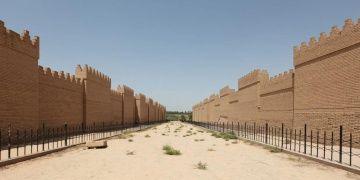 Babilin restorasyon bütçesi 8 milyon dolar olarak açıklandı