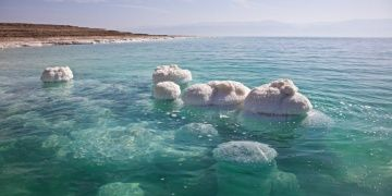 Mystery of salt buildup solved on bottom of Dead Sea