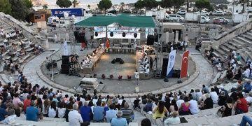 Bodrum Belediye Meclisi Temmuz ayı toplantısı Antik Tiyatroda yapıldı