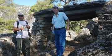 Koçarlı Bağarcık, Latmos Bağarcık Ziyaretçi Tanıtım Merkezi olacak