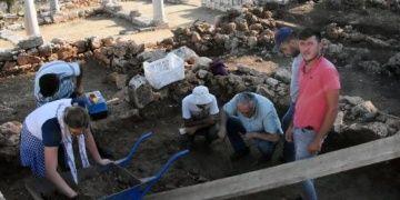 Myra ve Andriake arkeoloji kazıları 10uncu yılına girdi