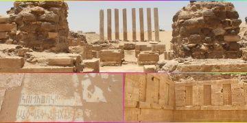 Yemenliler, Belkısın Tahtı, Avam Tapınağı ve Seddi Marib için endişeli