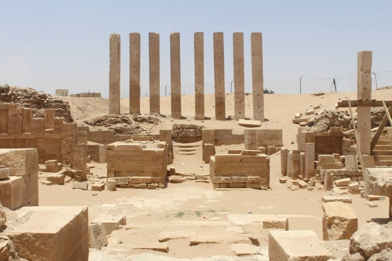 Yemen'de Sebe Harabeleri: Belkıs'ın Tahtı, Avam Tapınağı ve Seddi Magrib