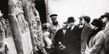 Atatürkün arkeoloji ile ilgili sözleri ve yazıları derlendi