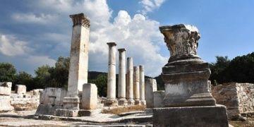 Stratonikeia ile Lagina arasındaki Kutsal Yolun mezar geleneği yaşatılacak