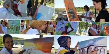 Dünya Sanatçılarının Gözüyle Muş resimleri sergilenecek
