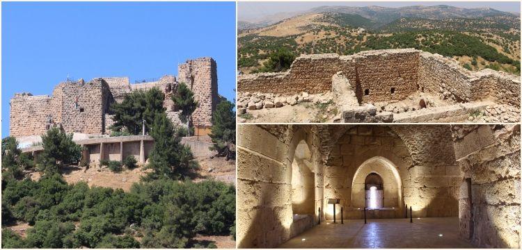Ürdün'deki Salahaddin Eyyubi mirası: Aclun Kalesi