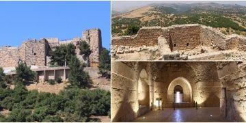 Ürdündeki Salahaddin Eyyubi mirası: Aclun Kalesi