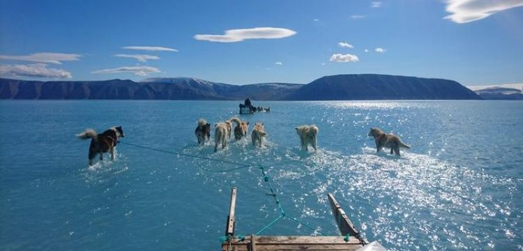 Küresel Isınma buzlar altındaki arkeolojik mirası çürütmeye başladı