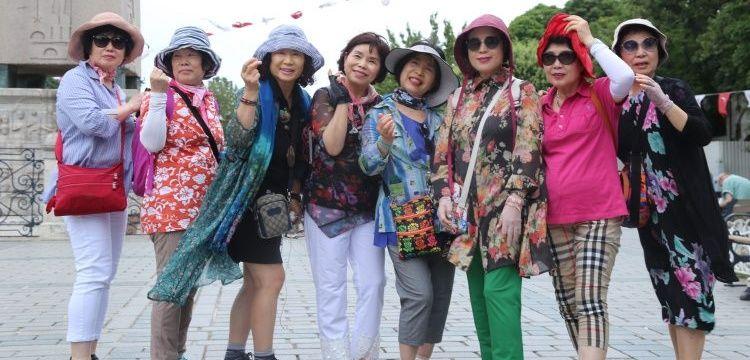 Güney Koreli turist sayısında yüzde 40 artış oldu
