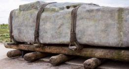 Stonehengein yapımında yağlanmış kızak teorisi tekrar öne çıkıyor