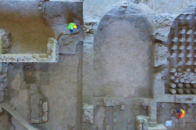 Antakya tarihi Hatay Müzesinde katman katman görülebilecek
