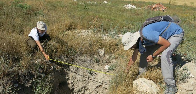 Yozgat Arkeolojik Yüzey Araştırmalarının 2019 etabı tamamlandı