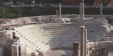 İskenderiyede 1600 yıllık antik kent kalıntıları bulundu