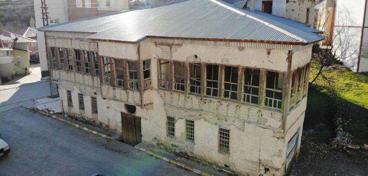 Ağın'da 125 yıllık Ekrem İspir Konağı restore edilecek