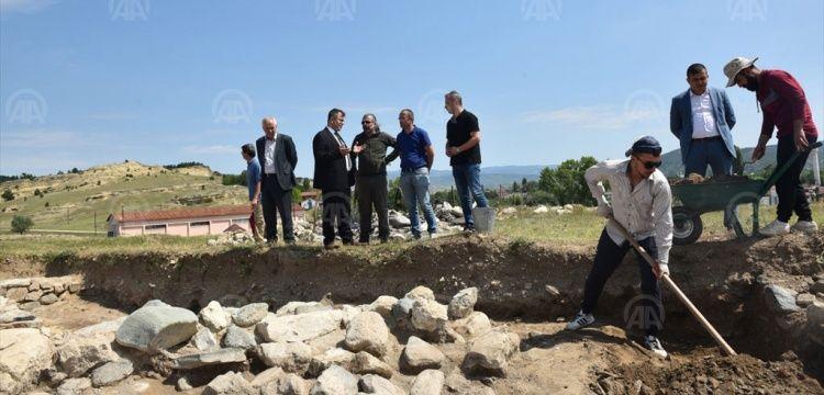 Pompeiopolis Antik Kenti 2019 arkeoloji kazıları başladı
