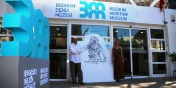 Bodrum Deniz Müzesinin logosu yenilendi