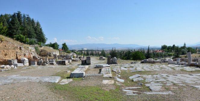 Pisidia Antiokheia Antik Kenti