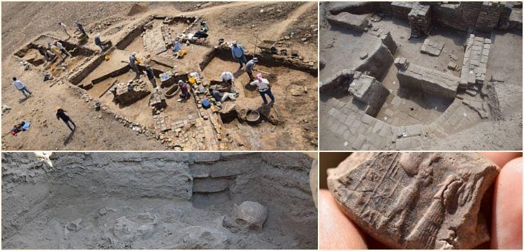 Secrets of a Old Babylonian Villa in Ur City