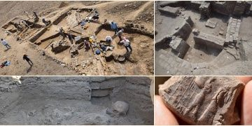 Secrets of a Old Babylonian Villa in Ur City