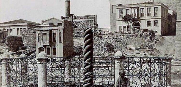 İstanbul'un eski resimleri bile tarihi korumaya yetiyor ama...