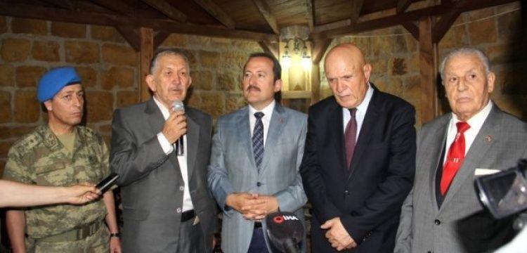Dede Korkut kitabı Türkmen sahra nüshası Taşhan'da tanıtıldı