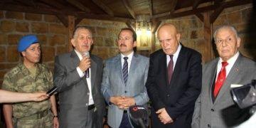 Dede Korkut kitabı Türkmen sahra nüshası Taşhanda tanıtıldı
