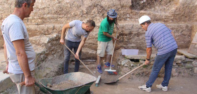 Balatlar Yapı Topluluğu'nda yeni bir kilise kalıntısı bulundu