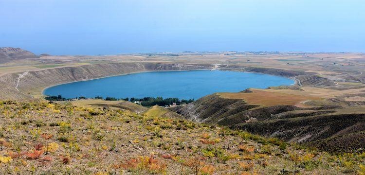 Aygır Gölü kurumaması için kesin korunacak hassas alan ilan edildi
