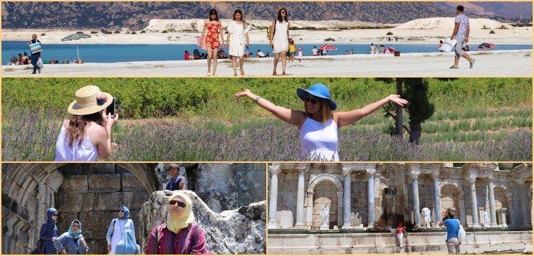 Burdur'da turizmin yükselen değerleri: Salda, Sagalassos ve lavanta deresi