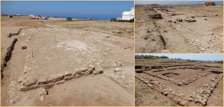 Hellenistic sanctuary complex unearthed in Republic of Cyprus