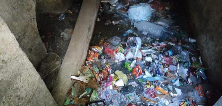 Tarihi Atışalanı Su Sebili çöplüğe döndü