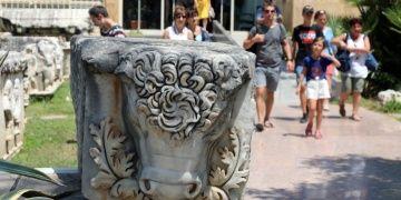 Afrodisyas Antik Kenti ziyaretçi sayısında yüzde 100 artış bekliyor