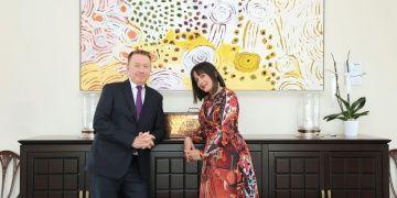 Avustralya Büyükelçisisi: Göbeklitepenin maneviyatı hissedilebiliyor