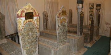 Yozgatta altından Çapanoğlu çıkan mezar taşları araştırılıyor