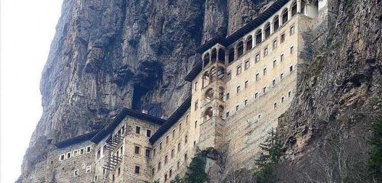 Sumela Monastery in Trabzon wait to host 500,000 tourists