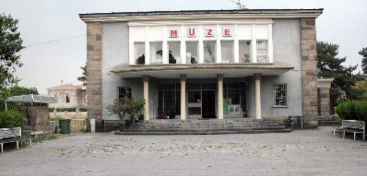Kayseri Arkeoloji Müzesi kapandı, eserler Kayseri Kalesine taşınıyor