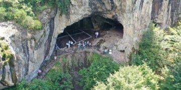 İnönü Mağarasından kürkleri için avlanmış olabilecek hayvan kemikleri çıktı