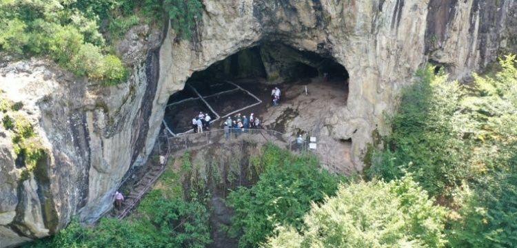 İnönü Mağarasındaki arkeolojik keşifler Karadenizi coşturdu