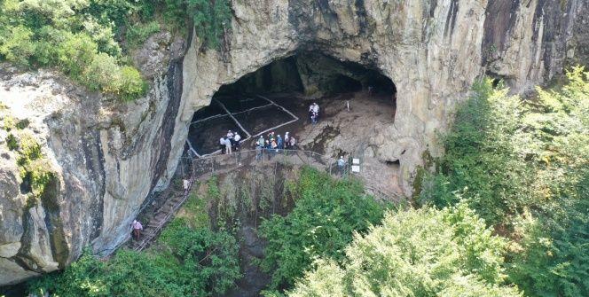 Karadenizin Tarihi İnönü Mağarasında değişti